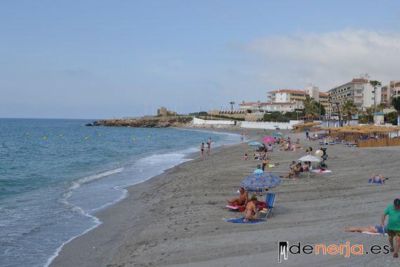 La Torrecilla Beach Nerja