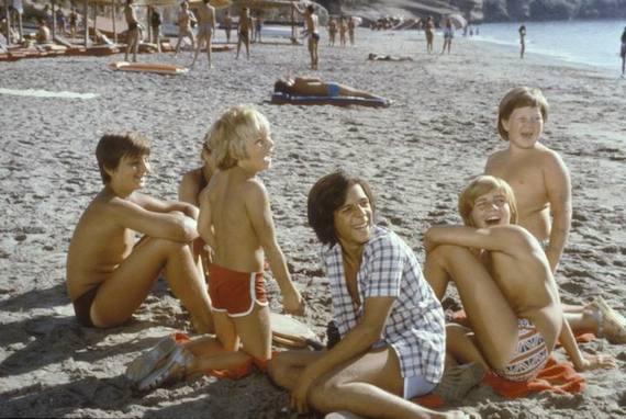 La inolvidable 'Verano azul' vuelve estas vacaciones a La 2 de TVE