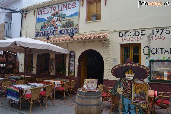 Restaurante de comida Mexicana Cielito Lindo