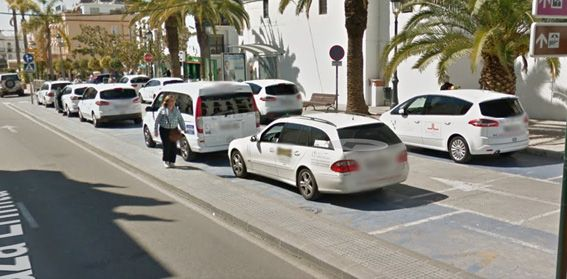Parada Taxi Nerja