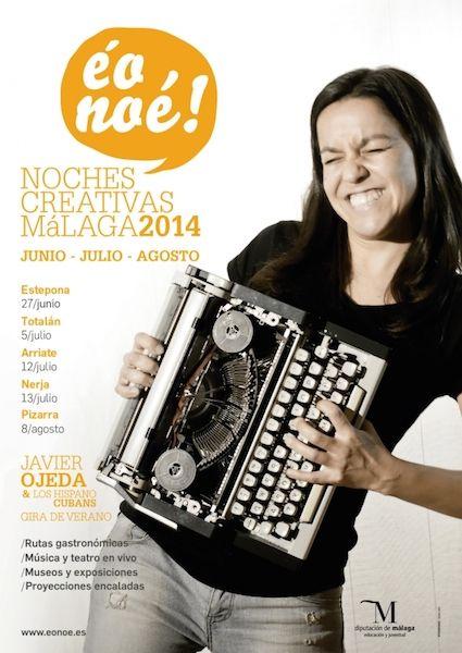 Noche Creativa Éo Noé Nerja 2014