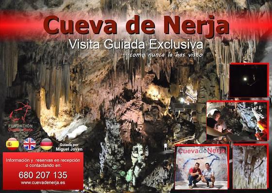 Visita Guiada Exclusiva a la Cueva de Nerja