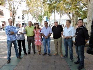 Calle Nueva pronunciará el pregón de la Feria de Nerja 2014