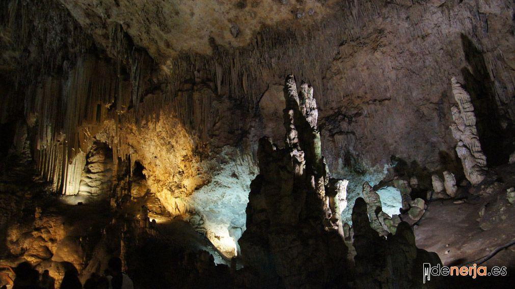 Foto del interior de las Cuevas de Nerja - 4