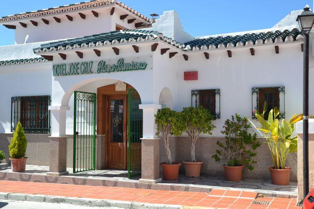 Hotel José Cruz en Nerja