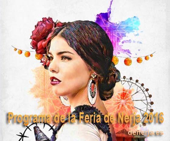 Programa de la Feria de Nerja 2016