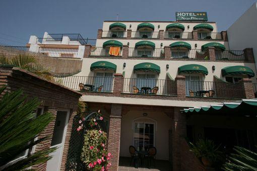 Hotel Nerja Princ, en el centro de Nerja