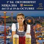 Oktoberfest Nerja 2014