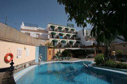Piscina del Hotel Nerja Princ