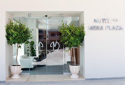 Hotel Mena Plaza en Nerja