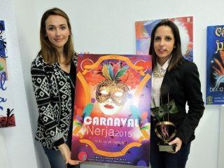 Flor Nazaret Alba Martos, ganadora del Concurso de Carteles de Carnaval 2015