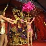 Concurso de la Ninfa y el Momo del Carnaval Nerja 2015