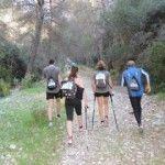 Rutas de senderismo para jóvenes en Nerja