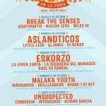 Zona joven Feria de Nerja 2015