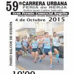 Carrera Urbana Feria de Nerja 2015