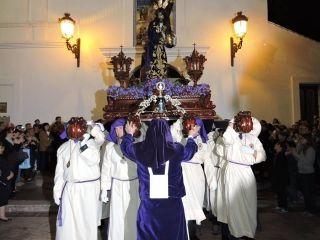 Cofradía de Nuestro Padre Jesús Nazareno y María Santísima de los Dolores de Nerja