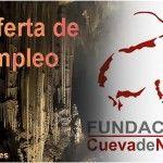 Oferta de empleo en la Cueva de Nerja