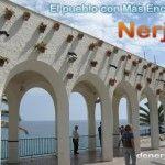 Nerja, el pueblo con Más Encanto de España