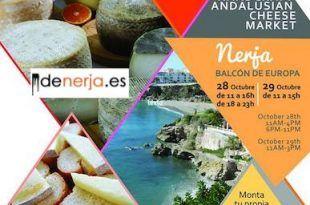 Mercado del Queso Andaluz en Nerja