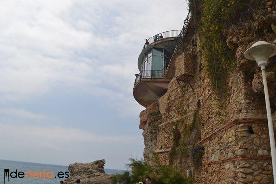Balcon de Europa en Nerja