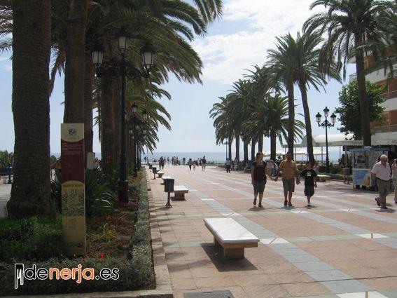 Los 10 hoteles más baratos de Nerja (Málaga)