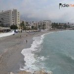 Playa La Torrecilla de Nerja