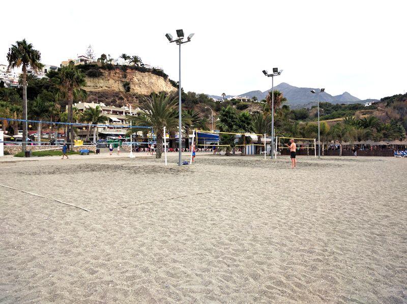 Voley Playa Burriana
