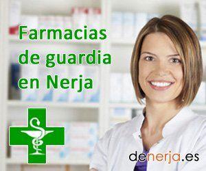 Farmacias y farmacias de guardia en Nerja