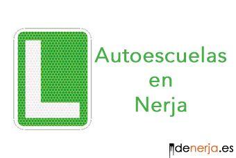Autoescuelas en Nerja