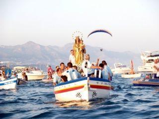 Fiestas de la Virgen del Carmen en Nerja