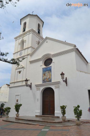 Iglesia el Salvador Nerja