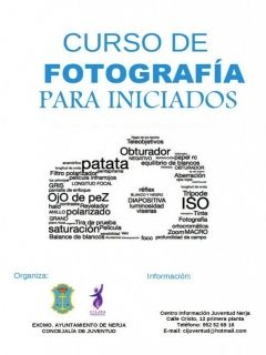 talleres es de Fotografía para Iniciados y el otro Fotografía Avanzada y Retoque Fotográfico