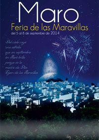 Feria de las Maravillas de Maro 2014
