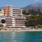 Hotel Balcón de Europa de Nerja.