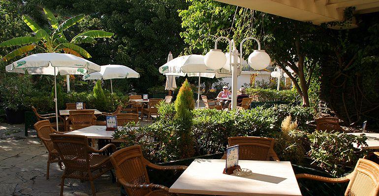Cafetería Hotel Jimesol de Nerja