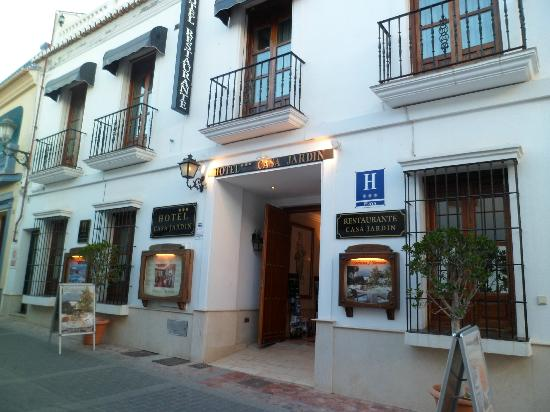 Hotel Casa Jardín Nerja