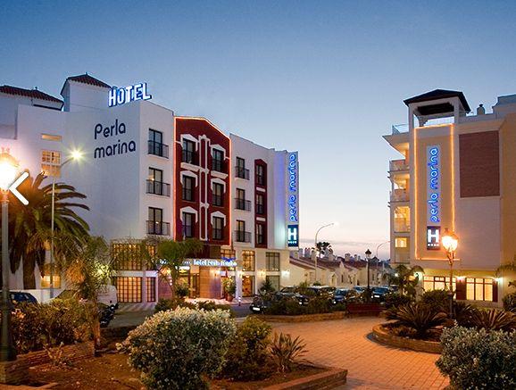 Hotel Perla Marina de Nerja