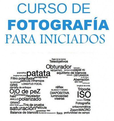 Curso de fotografía para iniciados en Nerja
