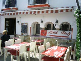 Pizzería Little Italy - Nerja