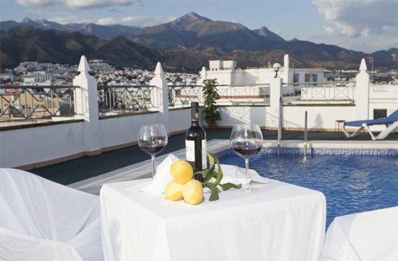 Piscina del Hotel Bajamar
