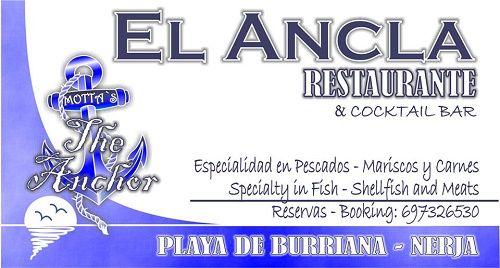 Restaurante El Ancla - Nerja