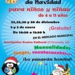 Campamento de Navidad gratis para niños y niñas en Nerja