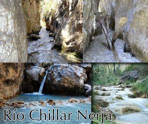 Río Chillar de Nerja