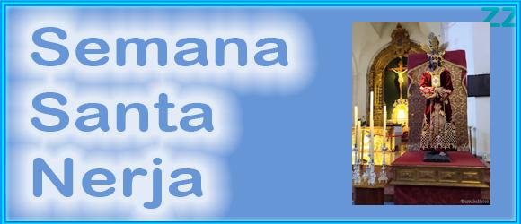 Noticias, carteles y horarios de la Semana Santa en Nerja