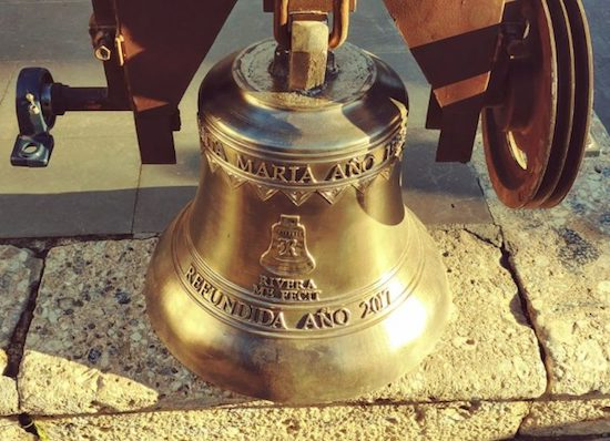 Campana de la Ermita de Nuestra Señora de las Angustias de Nerja