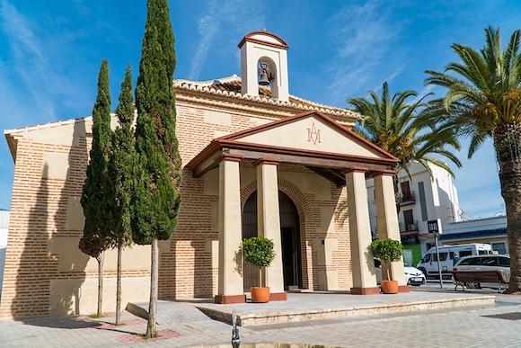 Ermita de Nuestra Señora de las Angustias de Nerja