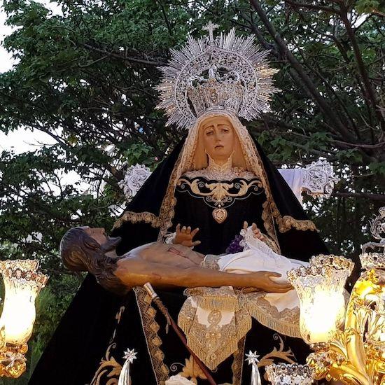 Nuestra Señora de las Angustias, patrona de Nerja