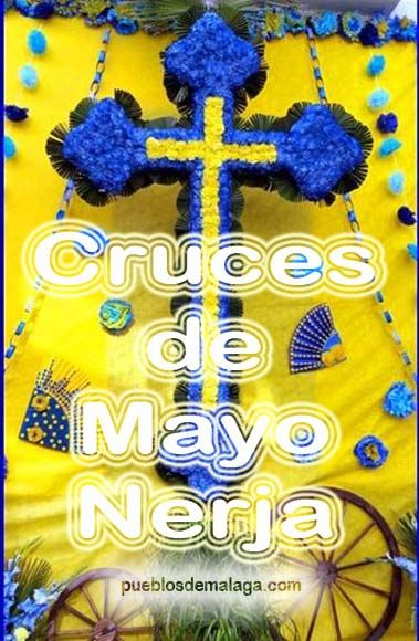 Día de la Cruz Nerja 2017